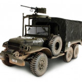 Macheta U.S. 6X6 1,5 ton Cargo Truck FORCES OF VALOR 1:32