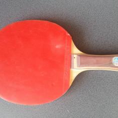 Paleta tenis masa originala STIGA Omega Drive + husa protectie ping pong - Paleta ping pong