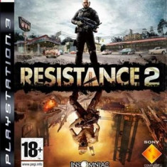 Resistance 2 Ps3 - Jocuri PS3 Sony, Shooting, 18+