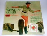 Disc vinil/ vinyl POLYDOR - A SWINGIN' SAFARI - Bert Kaempfert