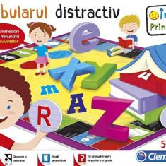 Joc Educativ - Vocabular Distractiv - Jocuri Logica si inteligenta Clementoni
