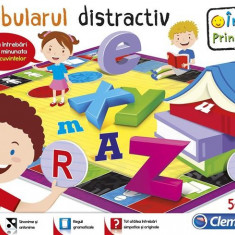 Joc Educativ - Vocabular Distractiv Clementoni