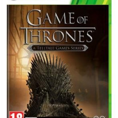 Game Of Thrones A Telltale Games Series Season Pass Disc Xbox360 - Jocuri Xbox 360, Actiune, 16+