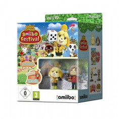 Animal Crossing Amiibo Festival Nintendo Wii U