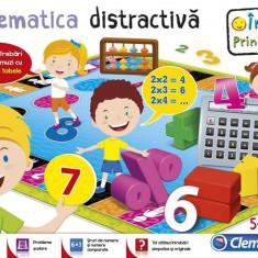 Joc Educativ - Matematica Distractiva - Jocuri Logica si inteligenta Clementoni