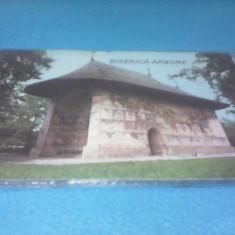 MAPA DIAPOZITIVE BISERICA ARBORE DIACOLOR 1969