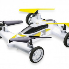 Drona 2 In 1 Masina Zburatoare Mondo Ultra Drone Xw18.0 Flying Car - Masinuta electrica copii