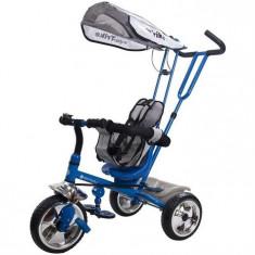 Tricicleta Super Trike Sun Baby Albastru - Tricicleta copii