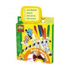 Set Baby Markers 8 Culori
