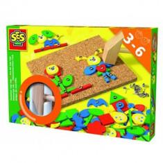 Set Creativ Hammer-Tic - Jocuri arta si creatie SeS