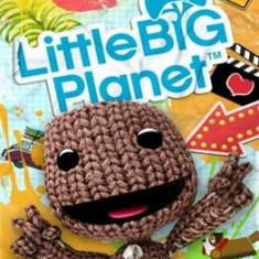 Little Big Planet Psp - Jocuri PSP Sony, Sporturi, 3+