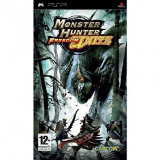 Monster Hunter Freedom Unite Psp - Jocuri PSP Capcom