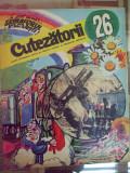 Cutezatorii Nr. 26 (405) 26 Iunie 1975 + Banda desenata Balada Valaha
