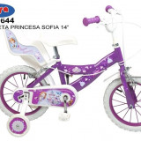 Bicicleta 14 Sofia The First
