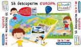 Joc Educativ - Sa Descoperim Europa, Clementoni