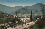 BANAT , HERCULANE , GARA, Necirculata, Printata, Baile Herculane