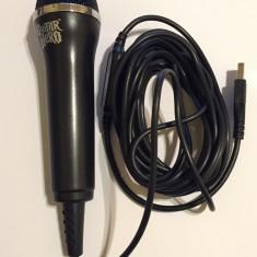 Microfon console Guitar Hero E-UR20 Wii Xbox 360 PS3 USB