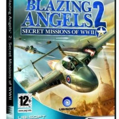 Blazing Angels 2 Secret Missions Pc - Jocuri PC Ubisoft, Simulatoare