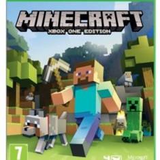 Minecraft Xbox One - Jocuri Xbox One, Actiune, Toate varstele, Multiplayer