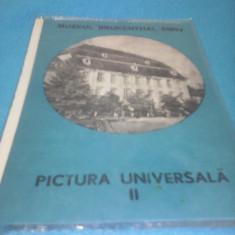 MAPA DIAPOZITIVE MUZEUL BRUKENTHAL SIBIU PICTURA UNIVERSALA II