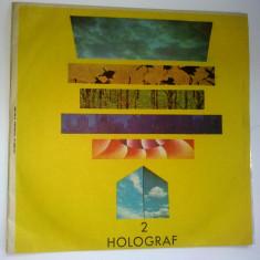 Disc vinil/ vinyl HOLOGRAF (2) - Muzica Rock electrecord