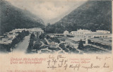HERCULANE , SALUTARI DIN BAILE HERCULANE , CLASICA , CIRCULATA JUL. 1901, Printata