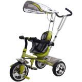 Tricicleta Super Trike Sun Baby Verde - Tricicleta copii