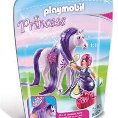 Printesa Viola Cu Cal Playmobil