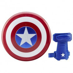 Jucarie Captain America Civil War Magnetic Shield And Gauntlet - Vehicul Hasbro