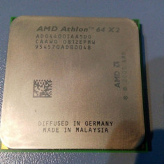 Procesor Dual Core AMD Athlon 64 X2 4400+, 2, 3Ghz, Socket AM2(Rev G2) - Procesor PC AMD, Numar nuclee: 2, 2.0GHz - 2.4GHz