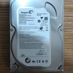 HDD PC Seagate 500Gb Sata - Hard Disk Seagate, 500-999 GB, Rotatii: 7200