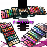 Trusa machiaj profesionala completa model nou 148 culori Fard lichid Ruj Blush - Trusa make up