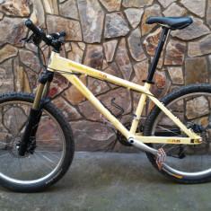 Bicicleta MTB Mongoose thunderball - Mountain Bike Nespecificat, 16 inch, 26 inch, Numar viteze: 24, Aluminiu, MTB DJ-4X Hardtail