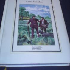 JULES VERNE-CESAR CASCABEL, COLECTIA ADEVARUL - Carte de aventura