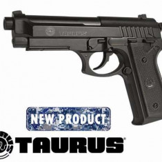 FULL METAL/Pistol Beretta/Taurus CO2 -CYBERGUN /970 Gr- FACTURA SI GARANTIE - Arma Airsoft