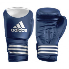 Manusi de box Adidas ULTIMA albastru 14oz - Manusi box
