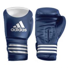 Manusi de box Adidas ULTIMA albastru 10oz - Manusi box