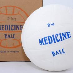 Minge medicinala din cauciuc 2 kg - umpluta cu lichid