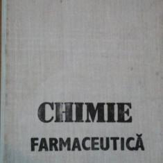 CHIMIE FARMACEUTICA de V. ZOTTA - Carte Chimie