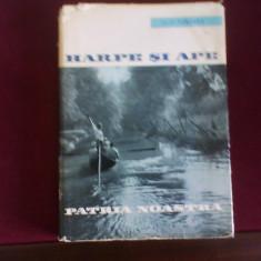 Ilie Purcaru Harpe si ape, editie princeps, tiraj 1054 exemplare legate, Alta editura