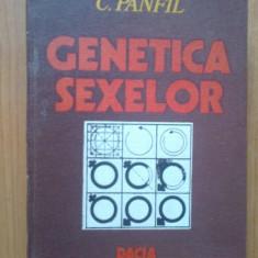 d10  Genetica Sexelor - C. Panfil