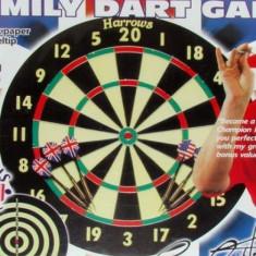 Darts-Harrows Darts (Family game) - Dartboard