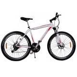 Bicicleta MTB Passati 3500 27.5 27 viteze alb