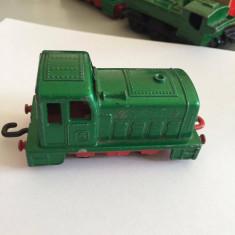 MATCHBOX LOCOMOTIVA SHUNTER 1978, Locomotive
