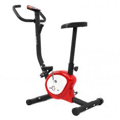 Bicicleta mecanica Hiton A2 Sparrow-rosie - Bicicleta fitness SPORTMANN
