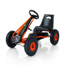 Cart SUZUKA AIR ORANGE - Kart cu pedale Kettler