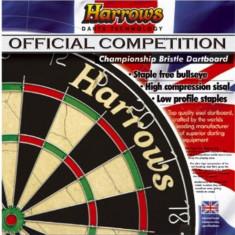 Darts-Harrows Darts (Oficial competition) - Dartboard