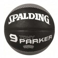 Minge de baschet Spalding Tony Parker nr. 7 - Minge baschet