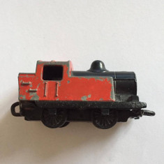 MACHETA locomotiva CU ABUR MATCHBOX STEAM LOC 1978 - Macheta Feroviara Matchbox, 1:87, Locomotive