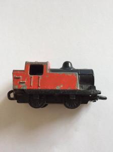 MACHETA locomotiva CU ABUR  MATCHBOX STEAM LOC 1978
